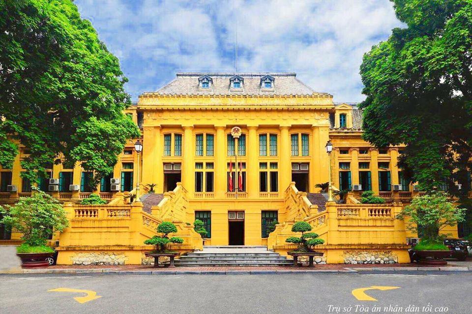 Hội đồng Thẩm phán Tòa án nhân dân tối cao ban hành Nghị quyết mới